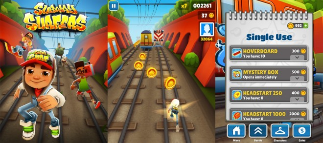 Subway Surfers на Комп (PC)