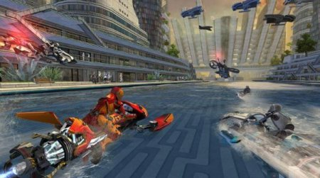 Riptide GP: Renegade - гонки на гидроциклах