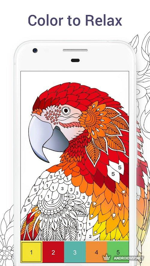 Скачать бесплатно Chamy - раскраска по номерам на Android ...